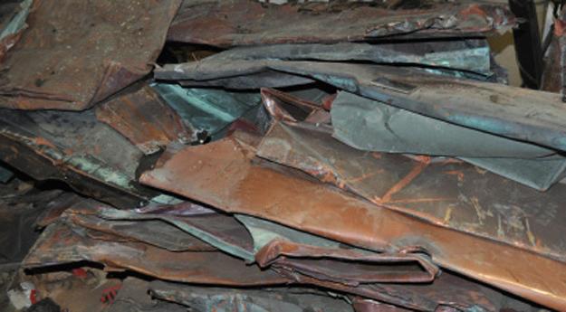 Liberty Copper sheets