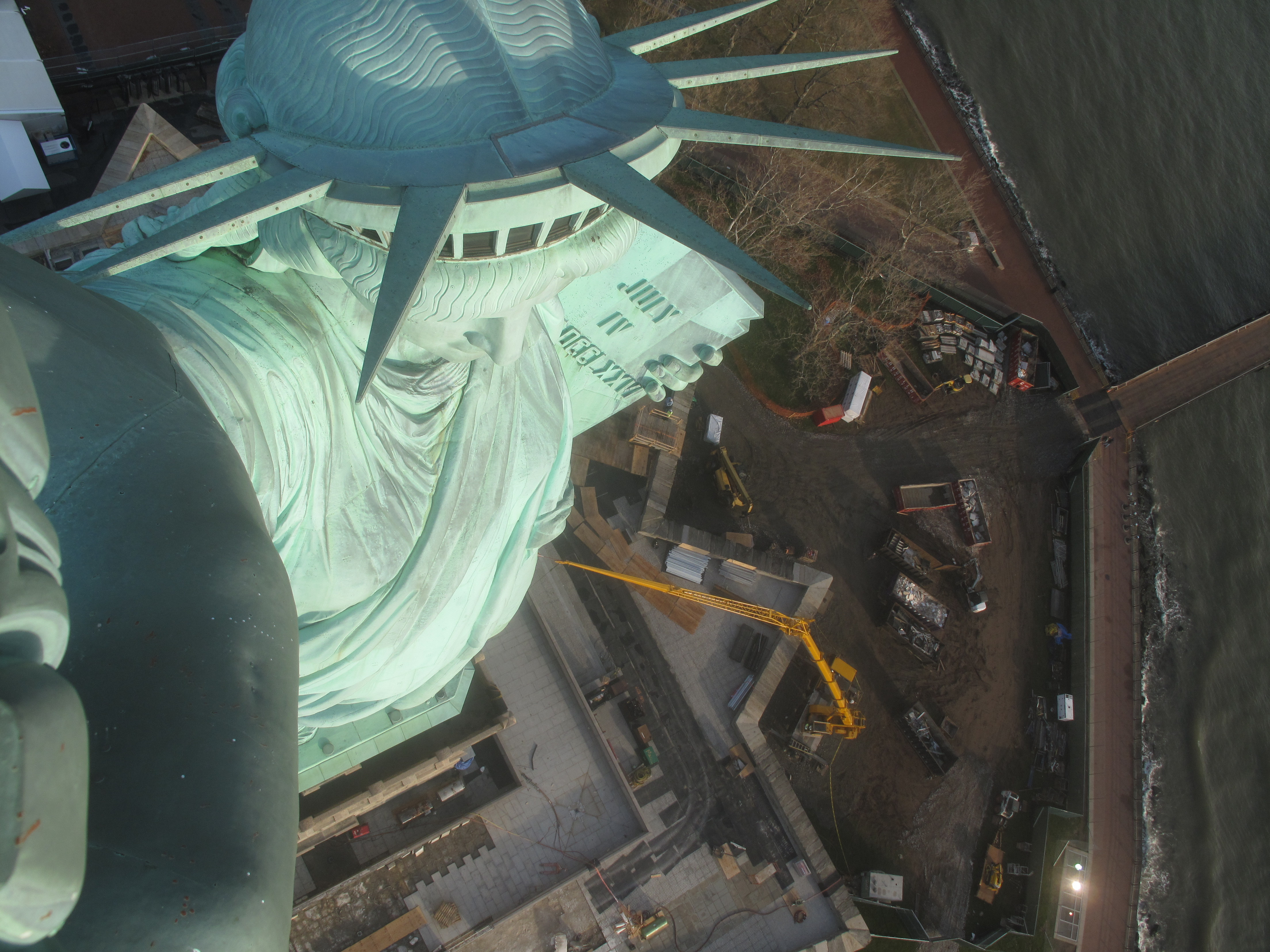 Statue of Liberty web cam